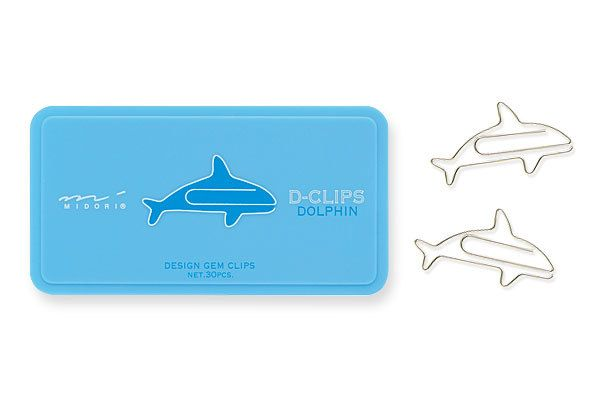 D - Clips -Dolphin by ZigZakka on Etsy