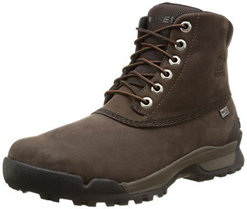 "Sorel Mens Paxson 6"" Outdry Waterproof Leather Boot-Tobacco, Stout-9 UK, http://www.amazon.ca/dp/B00QJGUEDM/ref=cm_sw_r_pi_awdl_xL_hG8mybVST85WK"