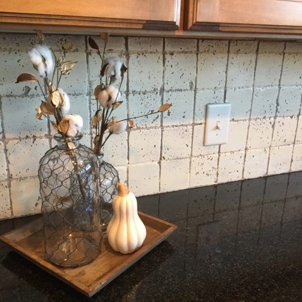 Backsplash In Your Kitchen Can Be Painted In One Day Painting
