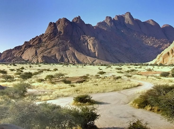 Spitzkoppe, Namib