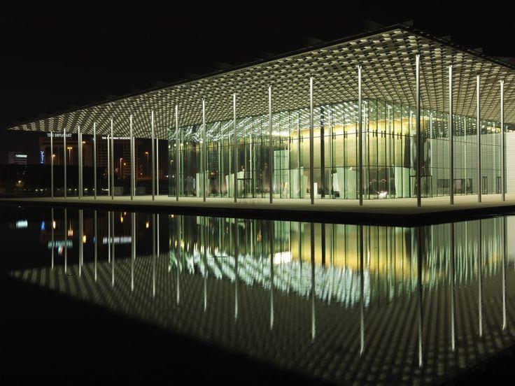 Bahrain National Theatre / AS.Architecture Studio