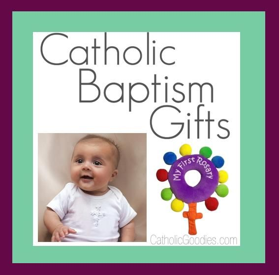 Short on ideas for Catholic baptism gifts? Here 9 gift ideas to get you started. Shop photo frames, message blocks, music boxes and more at printeryhouse.org! #printeryhouse