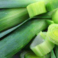 Que faire avec le vert de poireaux