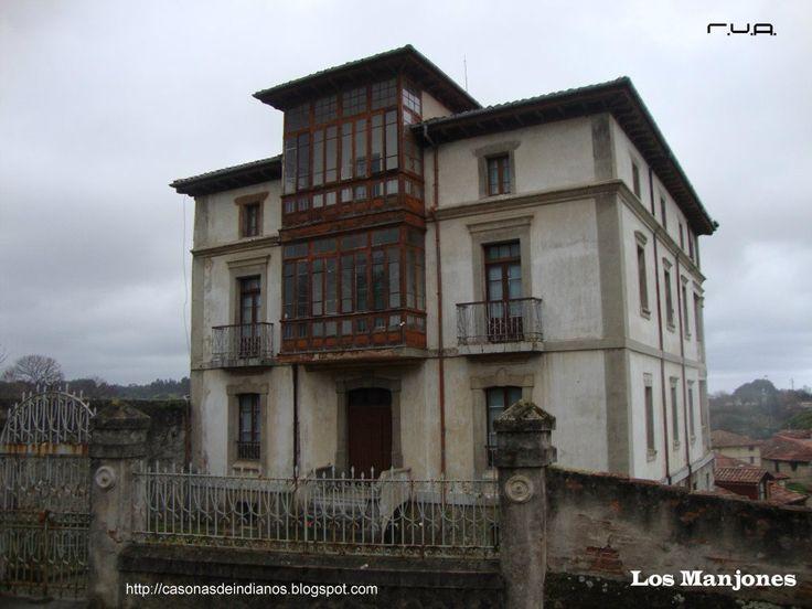 80 best palacios y casonas de asturias images on pinterest - Casa junco colombres ...