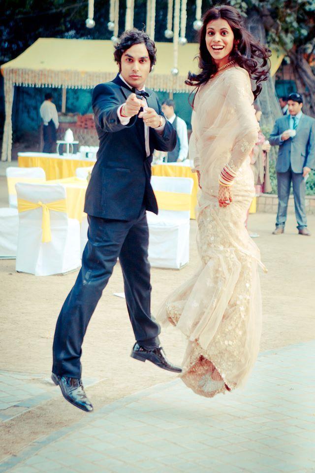 Kunal Nayyar Neha Kapur wedding