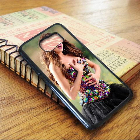 Selena Gomez Singer Beautiful Samsung Galaxy S7 Case