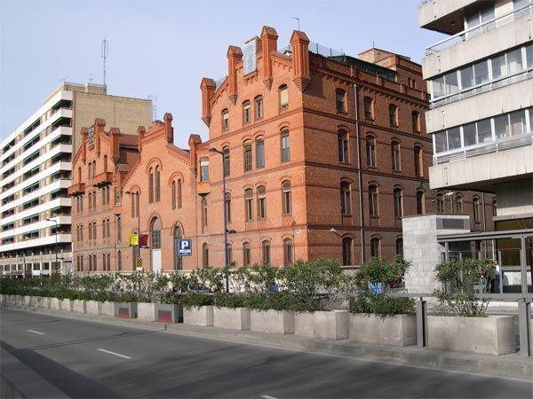 Edificio de la electra de valladolid que est en espera - Escuela arquitectura valladolid ...