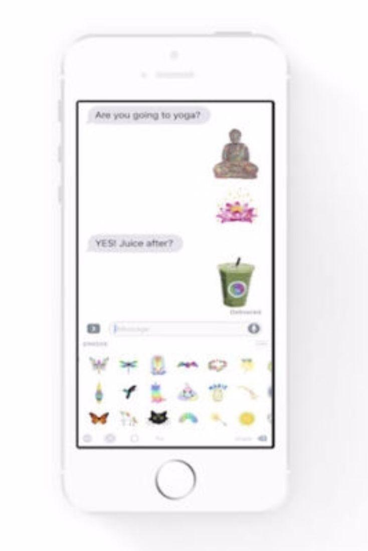 Happy noise launches wellness emoji app emoji happy noise