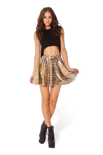 The Roth Skater Skirt - LIMITED › Black Milk Clothing - XXS & XL