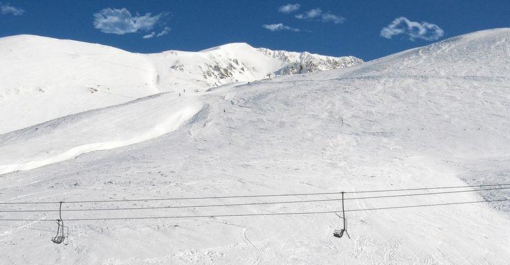 Karpenissi ski resort