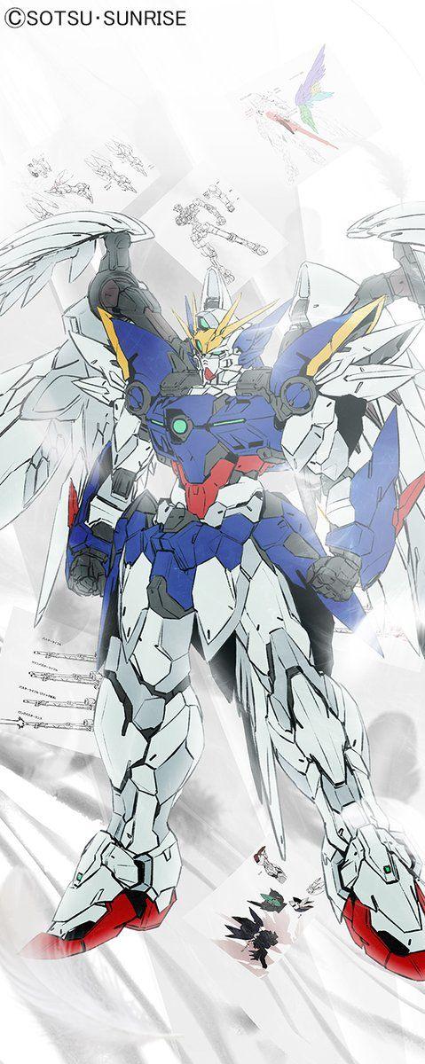 Hi-Resolution Model 1/100 Wing Gundam Zero Custom EW Ver. - Release Info - Gundam Kits Collection News and Reviews