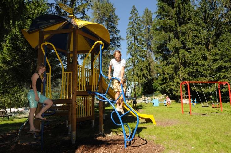 Playground - Parco giochi