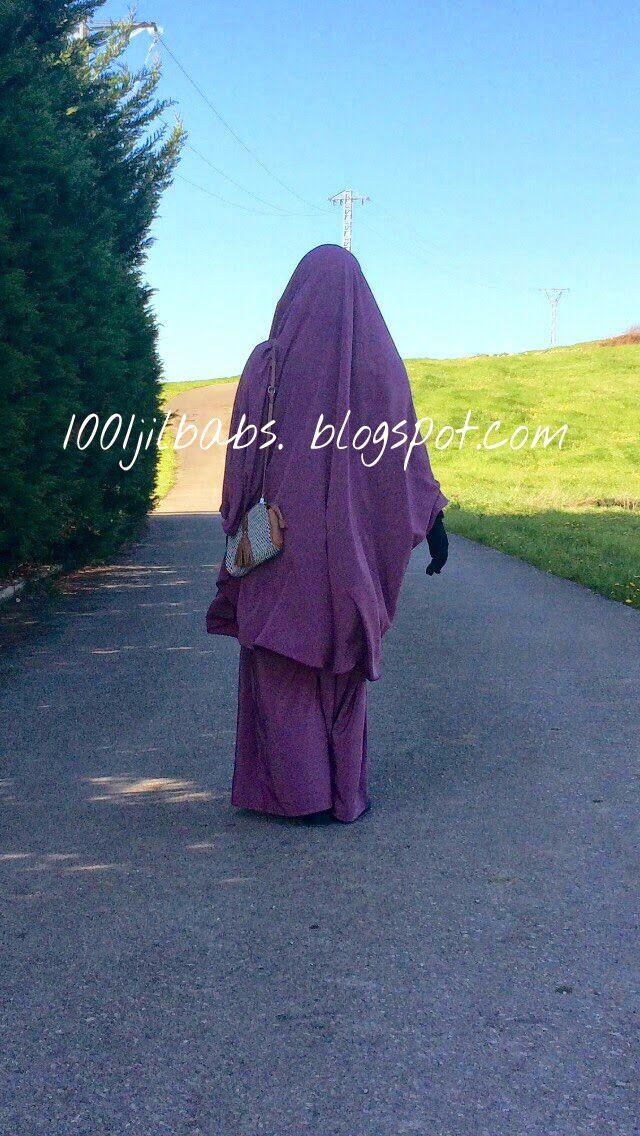 Jilbab Houda al Moultazimoun from my dear blogger colleague from Spain