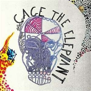 Cage The Elephant - album cover