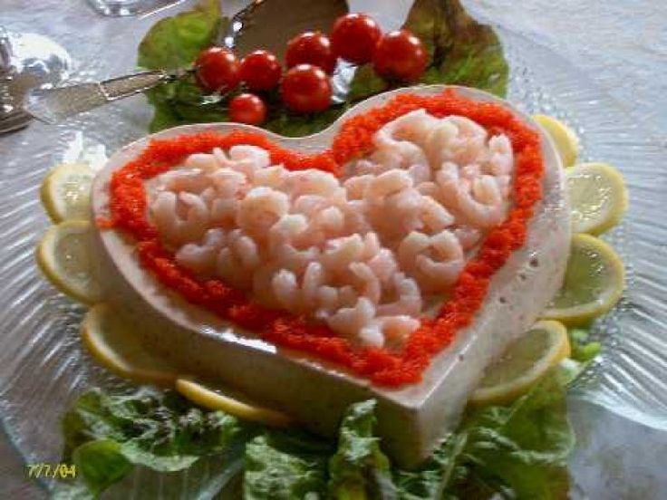 Tunmousse med rød kaviar., Danmark,Valentins dag, Forret, Fisk, opskrift