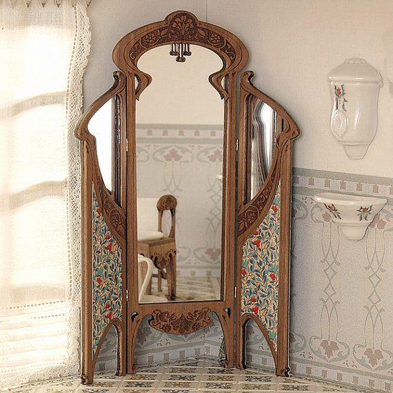 11293 best art nouveau my beloved images on pinterest - Art nouveau mobili ...