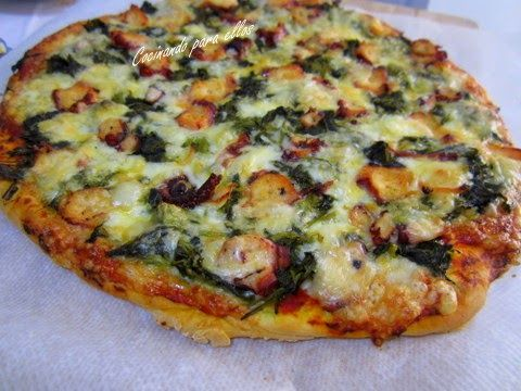78 best pizzas images on pinterest - Cocinando para ellos ...