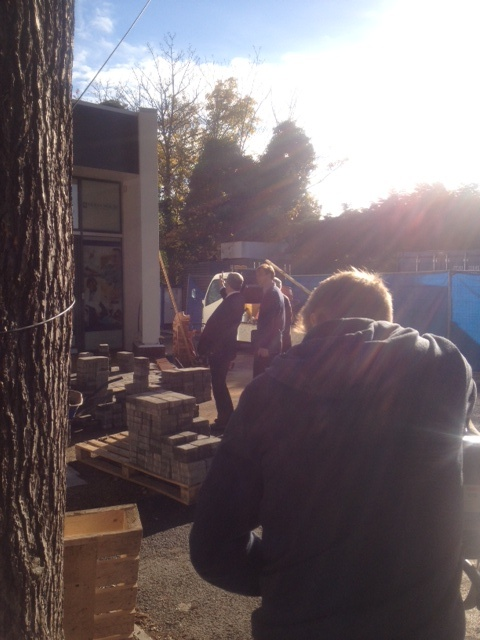 Work in the sun at Hollyhouse