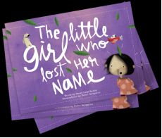 The Little Girl Who Lost Her Name Book - Personalized Children's Book #Sponsored Review - Great Gift Idea!