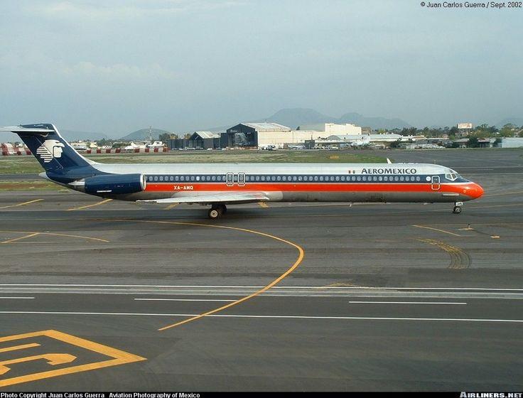 McDonnell Douglas MD-82 (DC-9-82) - AeroMexico