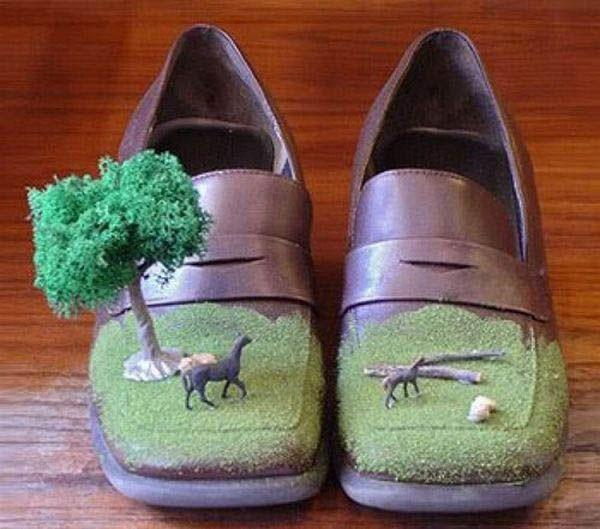 Todo tipo de zapatos raros: Zapatos raros de hombre