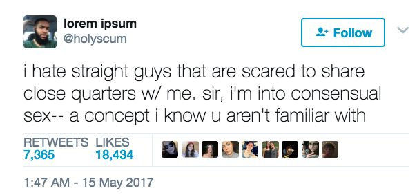 21 Times Gay Twitter Did Not Hold Back