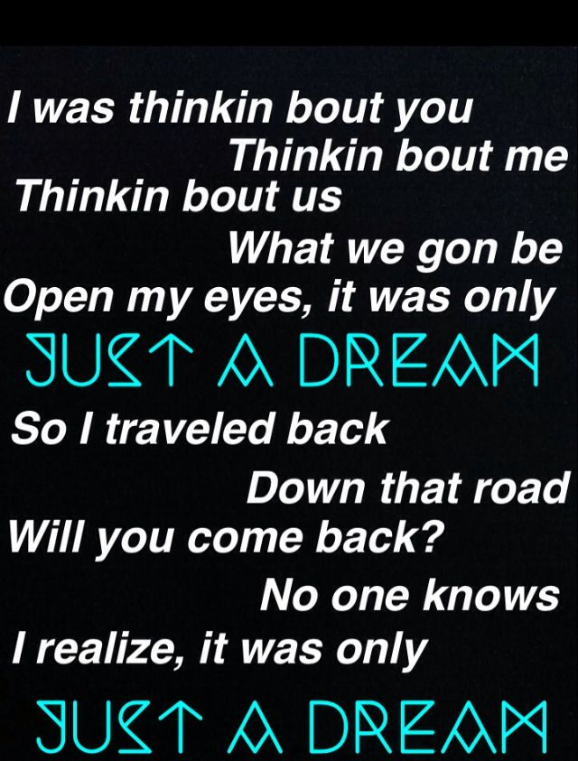 Theres only us lyrics