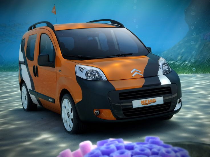Citroen Nemo! #Hartwell #Citroen