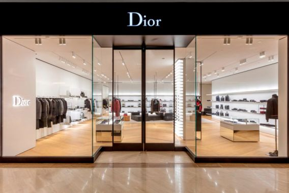 Dior Homme opens new store at South Coast Plaza Orange County