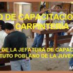 Curso de Capacitación en Carpintería pdf