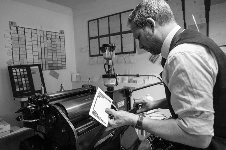 Druckerei Berlin | Institut für erfreuliche Drucksachen