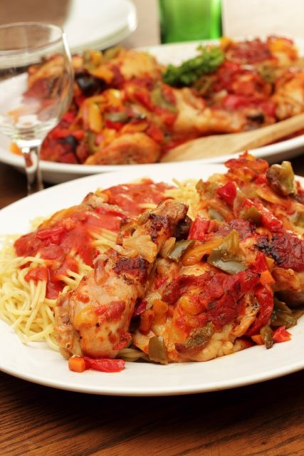 Quick Chicken Cacciatore - Find More Recipes for Slow Cookers from ...