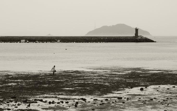 The old man and the sea     KOREA. Cheongsando