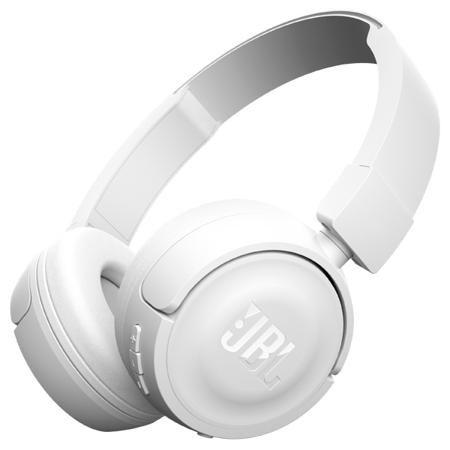 JBL T450BT - беспроводные наушники с микрофоном (White)  — 2870 руб. —  Беспроводные наушники