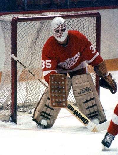Ken Holland - Hockey Goalie