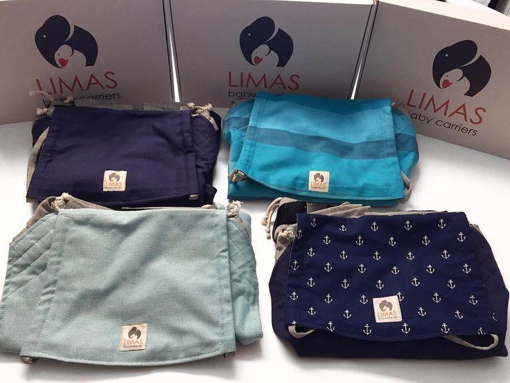 Die LIMAS Babytrage ist eine Wendetrage und vereint zwei Designs: So kannst Du sie mit verschiedenen Outfits kombinieren und für unterschiedliche Anlässe nutzen. #kumja #mamamotion #limas #babycarrier #babytrage