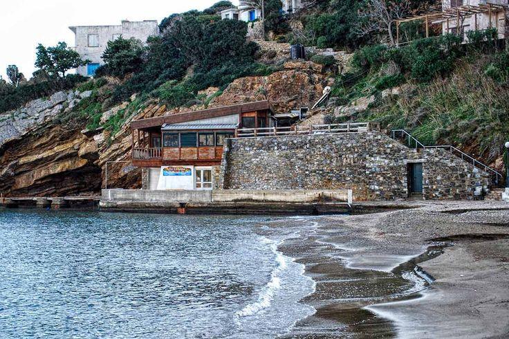 Greece Island Ikaria...Therma beach!
