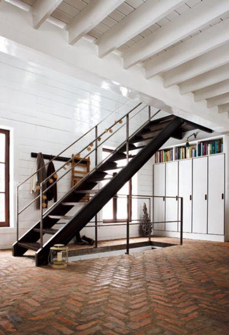 Chalet style loft industriel d cormag int rieurs d cormag pinterest - Chaise loft industriel ...