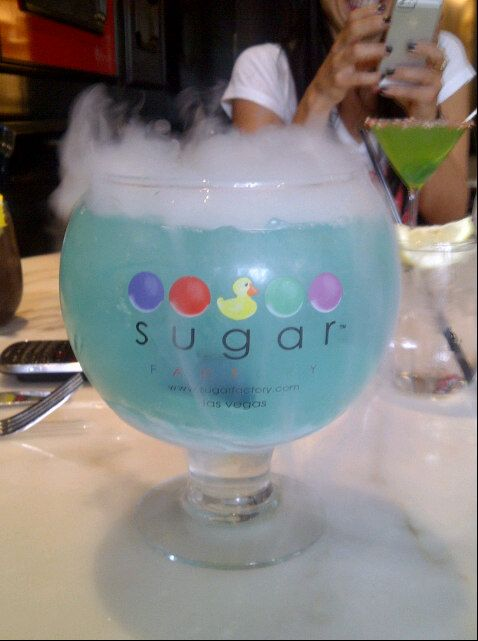 Sugar Factory in Las Vegas, NV