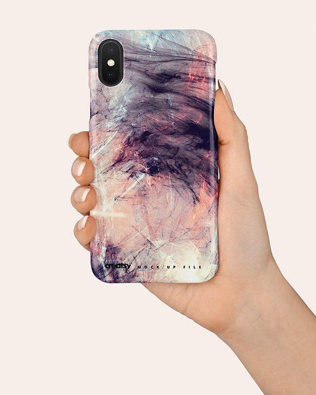 iPhone X Plastic Case Mockup Set | Plastic case, Case, Iphone