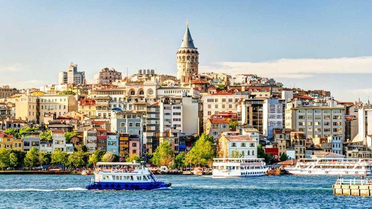 Bosphorus Tour Guide – European Side