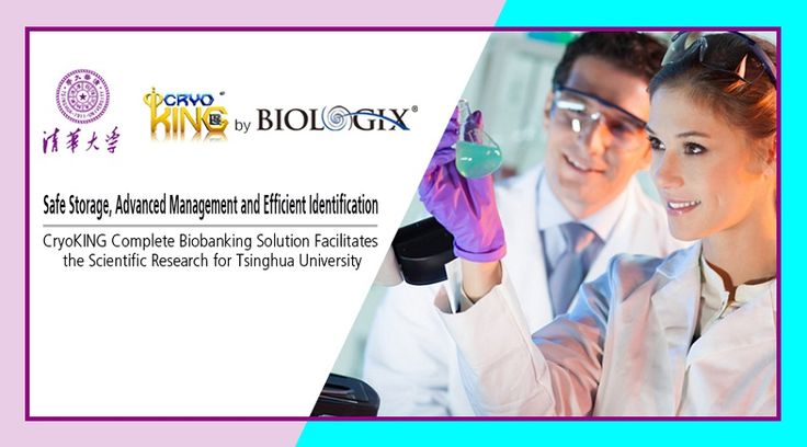 Safe Storage, Advanced Management and Efficient Identification - CryoKING Complete Biobanking Solution Facilitates the Scientific Research for Tsinghua University Biologix has been offering life science laboratory tools to Tsinghua for many years. Based on integrated biobanking design, product supply, and comprehensive training, Biologix and Tsinghua University have strengthened the mutual cooperation in the complete biobanking solution.  More information, please visit www.biologixgroup.com…