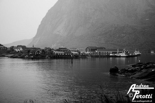 Lofoten - 23.09.2012, via Flickr.