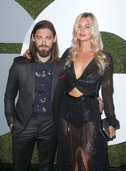 Jennifer Akerman Photos Photos - Actor Tom Payne and model Jennifer Akerman attend the 2016 GQ Men of the Year Party at Chateau Marmont on December 8, 2016 in Los Angeles, California. - GQ Men Of The Year Party - Arrivals