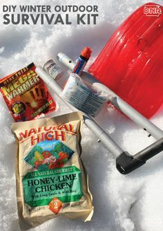 Make your own DIY winter survival kit with tips from Iowa Outdoor magazine
