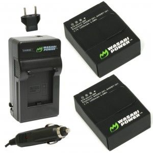 4.Top 10 Best Wasabi Power Battery for GoPro and Camera Review