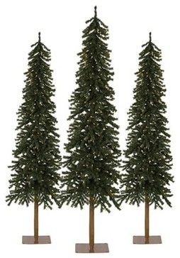 Balsam Hill Tannenbaum Evergreen Artificial Christmas Trees - Transitional - Holiday Decorations - San Francisco - Balsam Hill