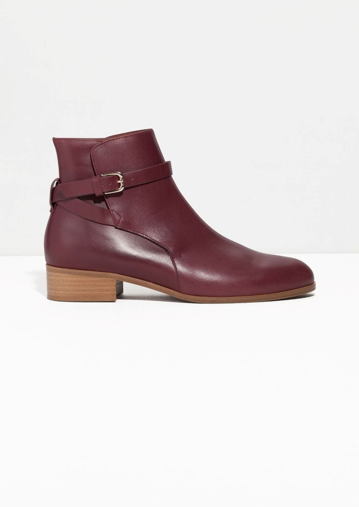 Other Stories | Leather Jodhpur Boots