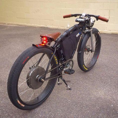 custom electric bikes - Buscar con Google
