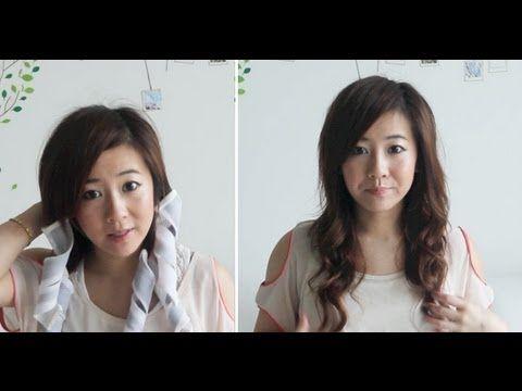 Japanese Hair Experiment: Soft Curls